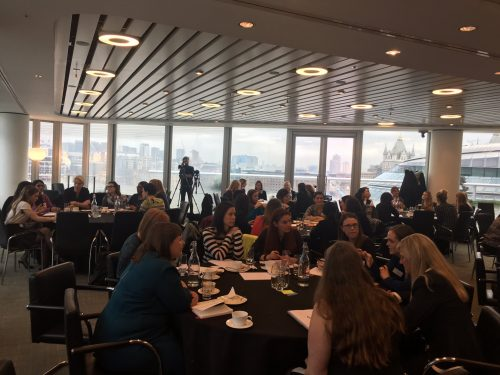 networking at the gender networks meeting